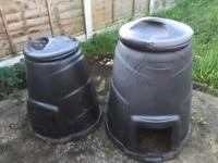 compost bins for sale x2 included in price