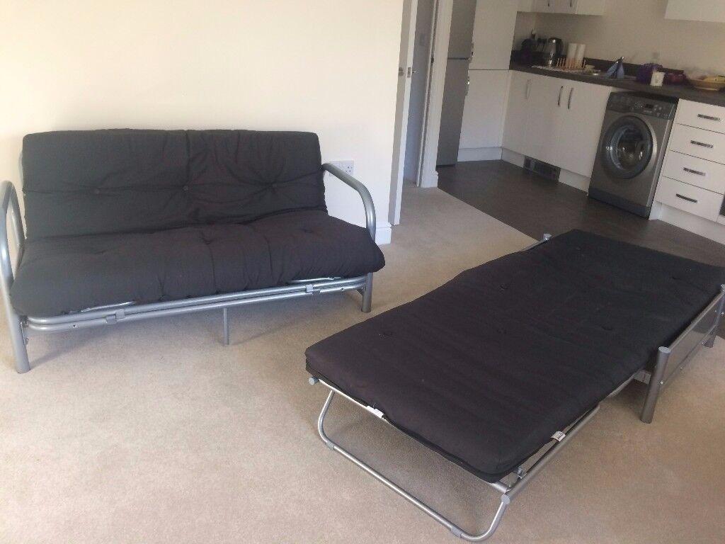 single futon sofa bed from argos single futon sofa bed from argos   in witney oxfordshire   gumtree  rh   gumtree