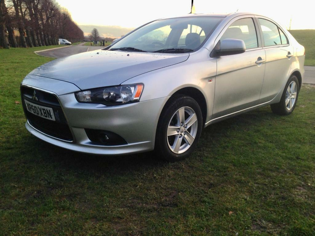 2010 Mitsubishi Lancer 6 Speed Excellent Condition 45K Miles Good Tyres Nice  Family Car