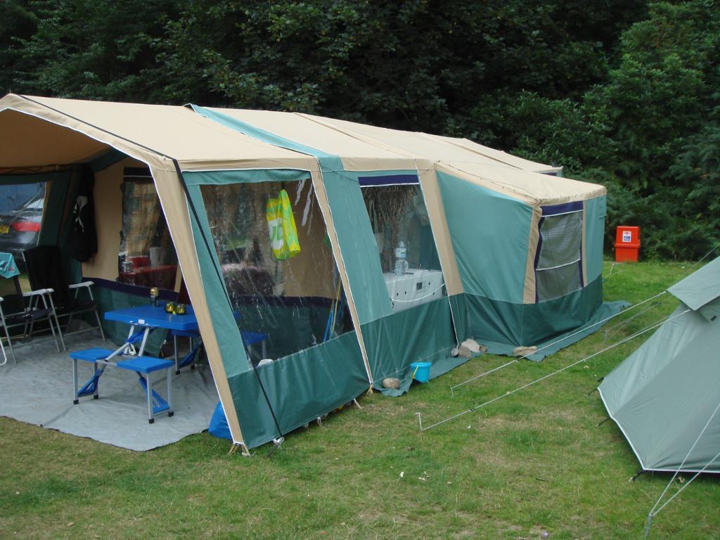 Trigano Chantilly GL Trailer Tent. 8 berth. 2006 & Trigano Chantilly GL Trailer Tent. 8 berth. 2006 | in Prenton ...