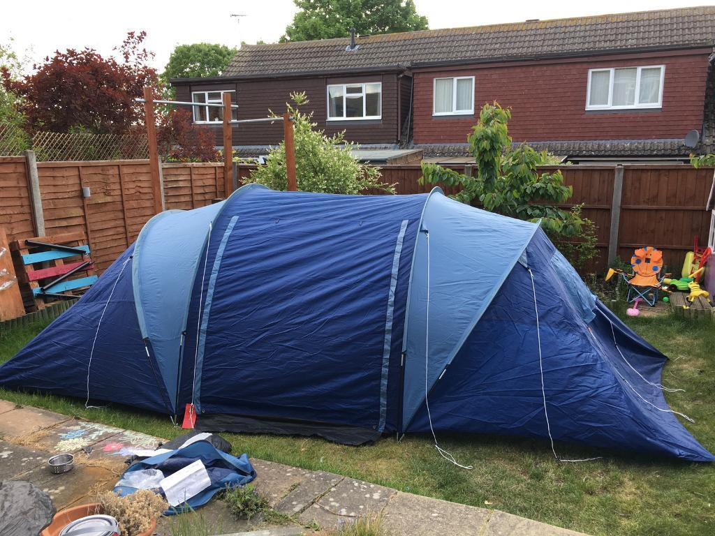 6 person 2 room tent & 6 person 2 room tent | in Bracknell Berkshire | Gumtree