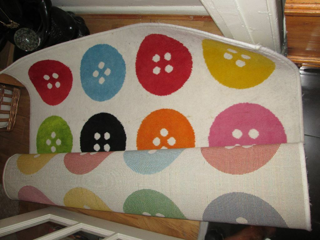 Ikea Button Rug Roselawnlutheran