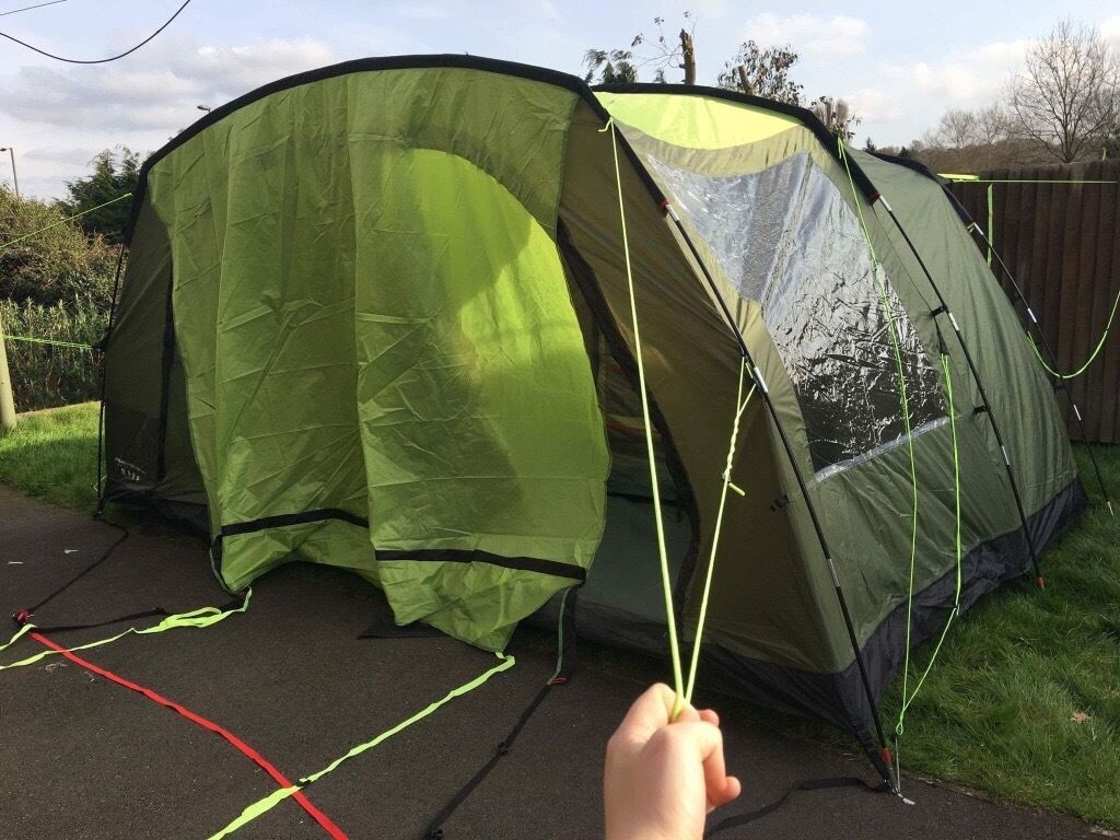 Urban escape 6 man tent. & Urban escape 6 man tent. | in Dorking Surrey | Gumtree