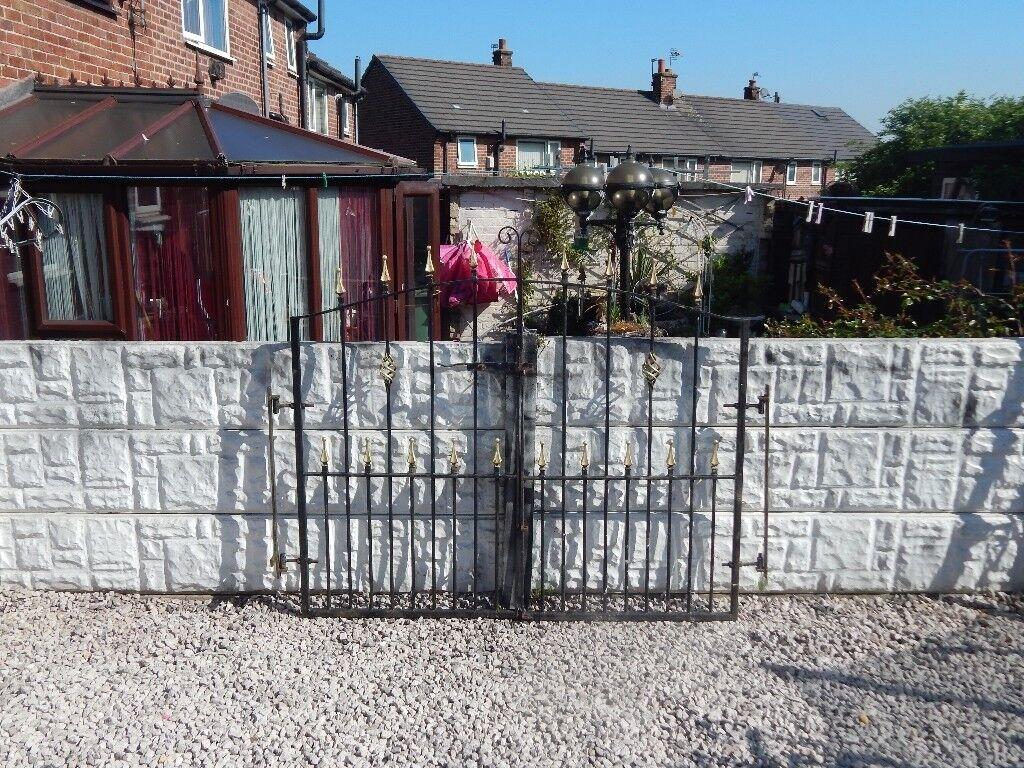 Wrought Iron Gates / Driveway Gates / Garden Gates / Metal Gates / Steel  Gates / Patio Gates / House   In St Helens, Merseyside   Gumtree
