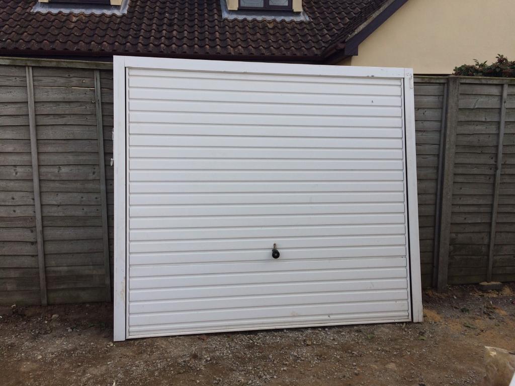 Single Garage Door 7ft 6 Wide 6ft 6 High