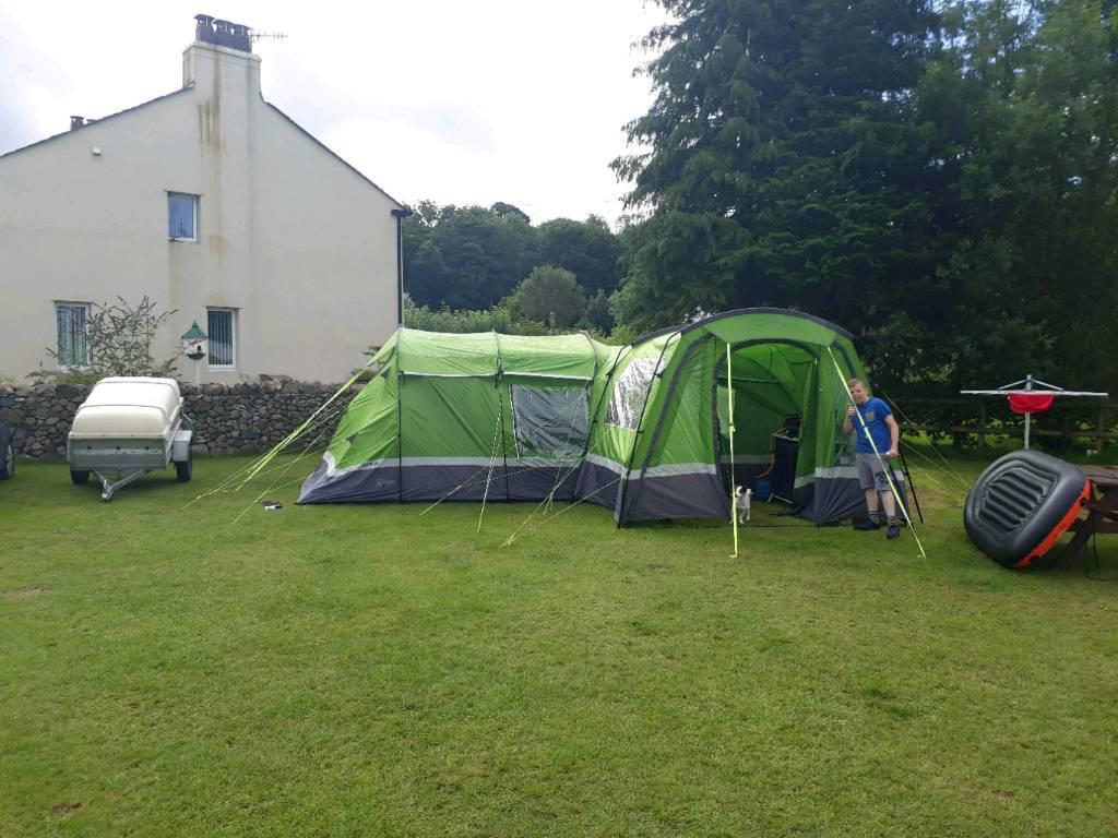 Kallahari ellite ten man tent & Kallahari ellite ten man tent | in Newcastle Tyne and Wear | Gumtree