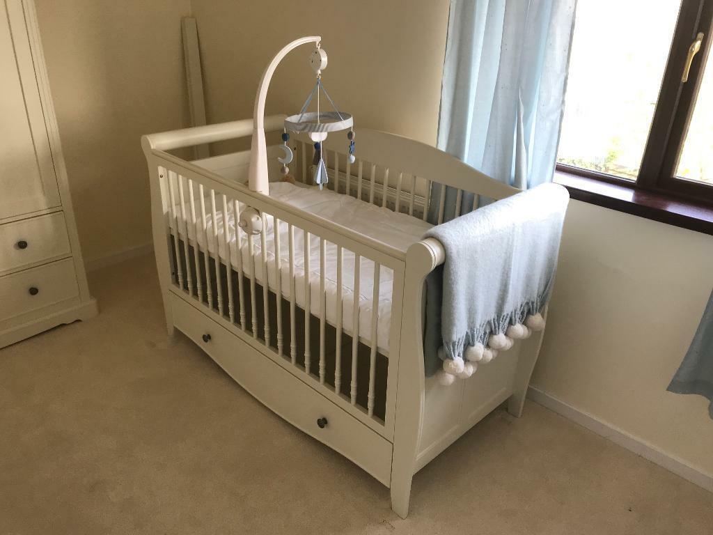 Mothercare Bloomsbury 3 Piece Nursery Furniture Set   Ivory | In Lurgan,  County Armagh | Gumtree
