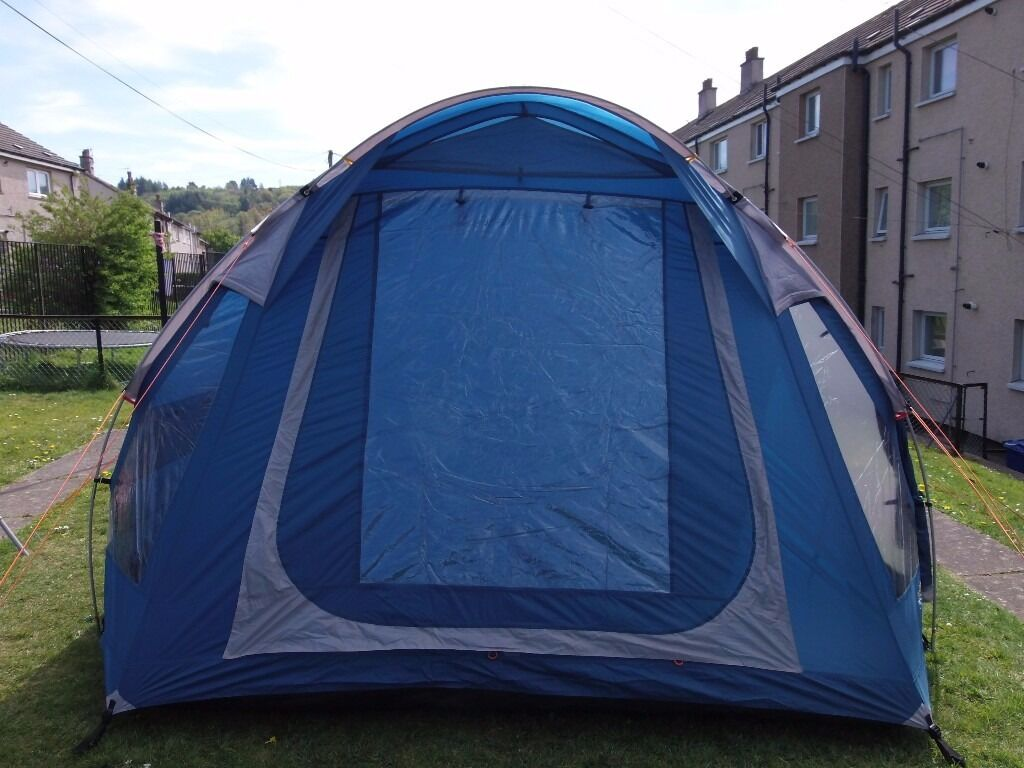 Regatta Premium 4 Man Tent. & Regatta Premium 4 Man Tent. | in Paisley Renfrewshire | Gumtree