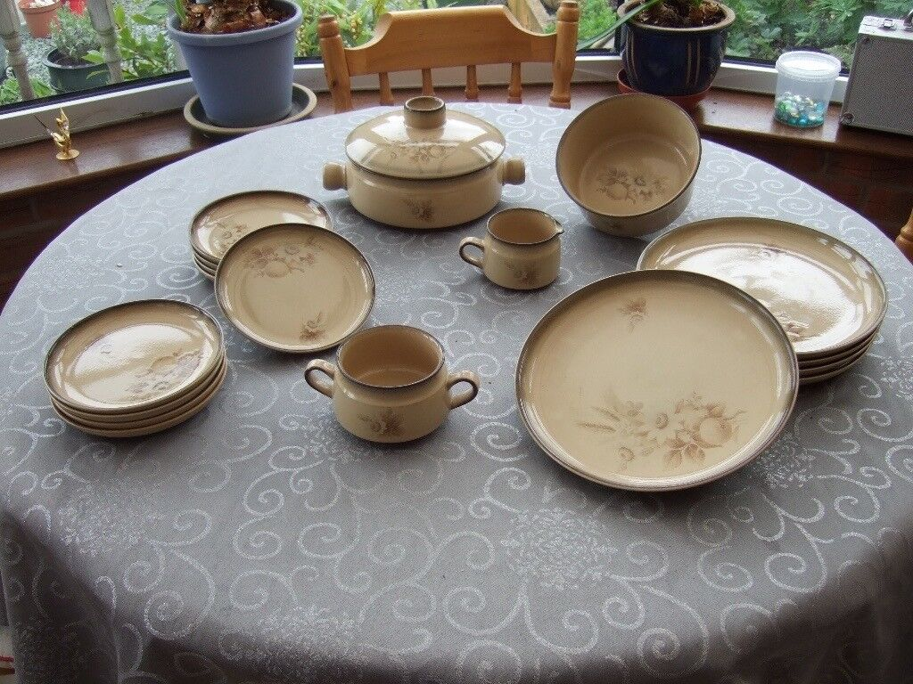 Denby Memories Crockery & Denby Memories Crockery | in Crewe Cheshire | Gumtree