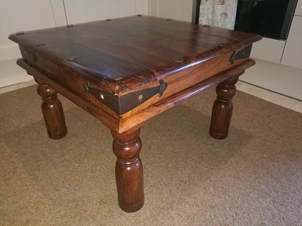 Wooden Coffee Table Only £30