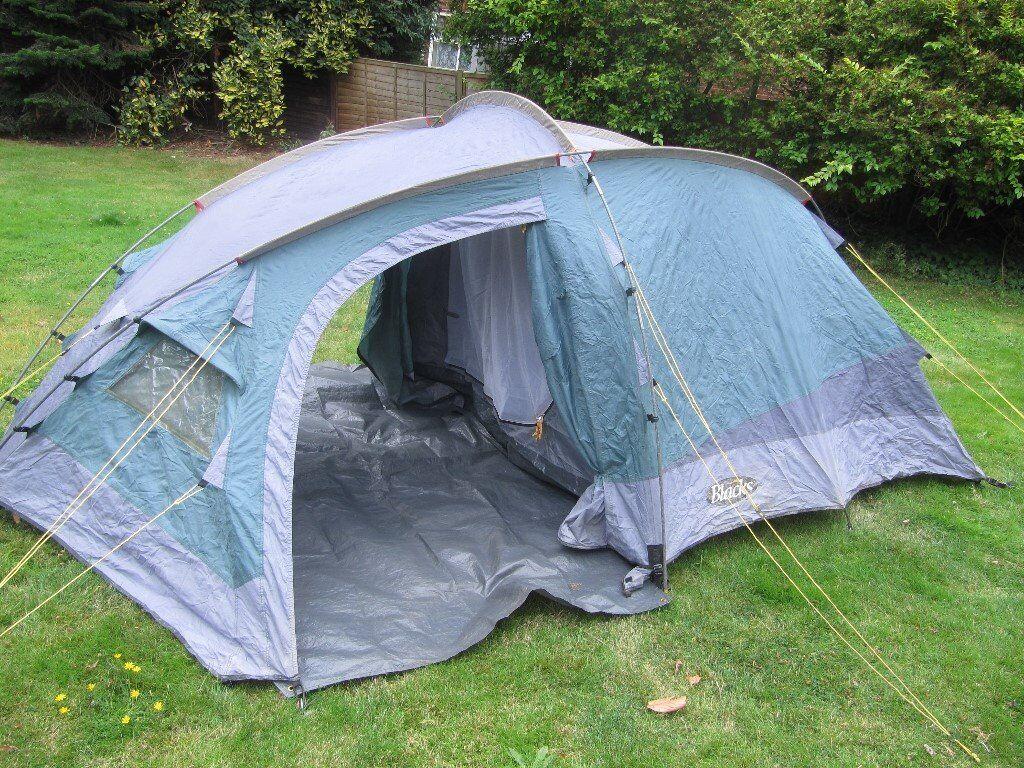 Blacks Kintail 3 man tent & Blacks Kintail 3 man tent | in Tooting London | Gumtree