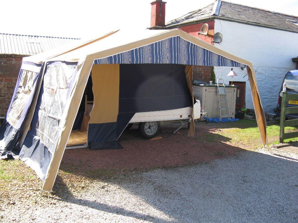 Trigano Arpege Award Winning Trailer Tent 2 Berth & Trigano Arpege Award Winning Trailer Tent 2 Berth | in Castle ...