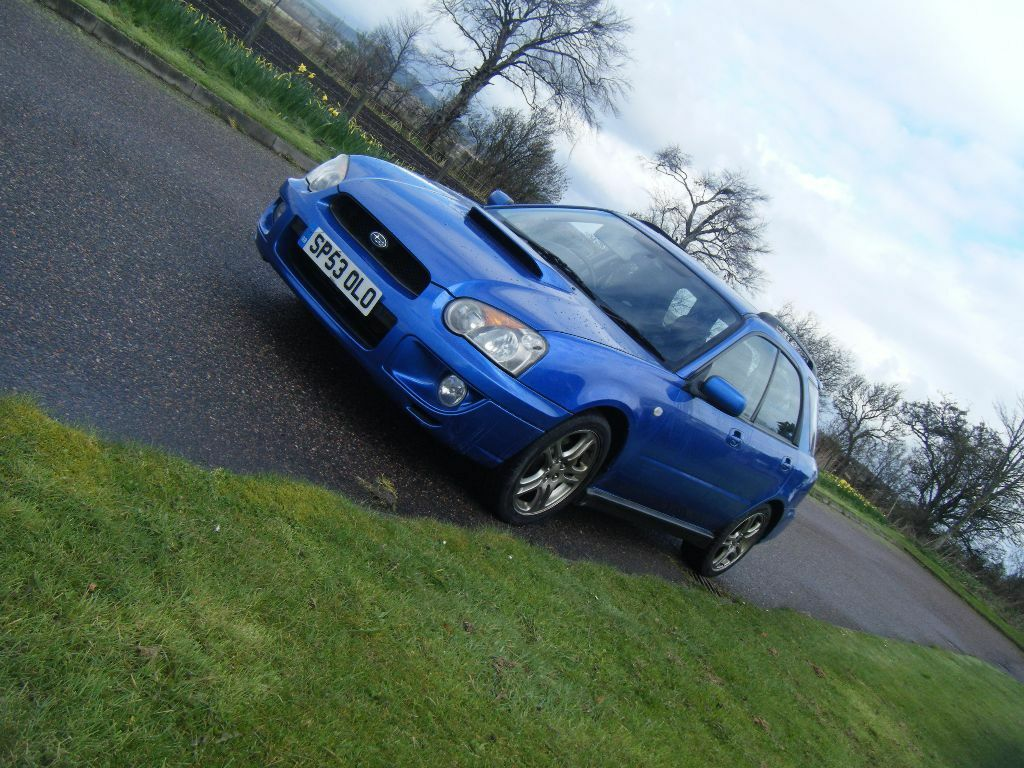 Superieur 53 PLATE SUBARU IMPREZA WRX RARE SL MODEL PPP PRODRIVE KIT FSH VERY CLEAN  EXAMPLE