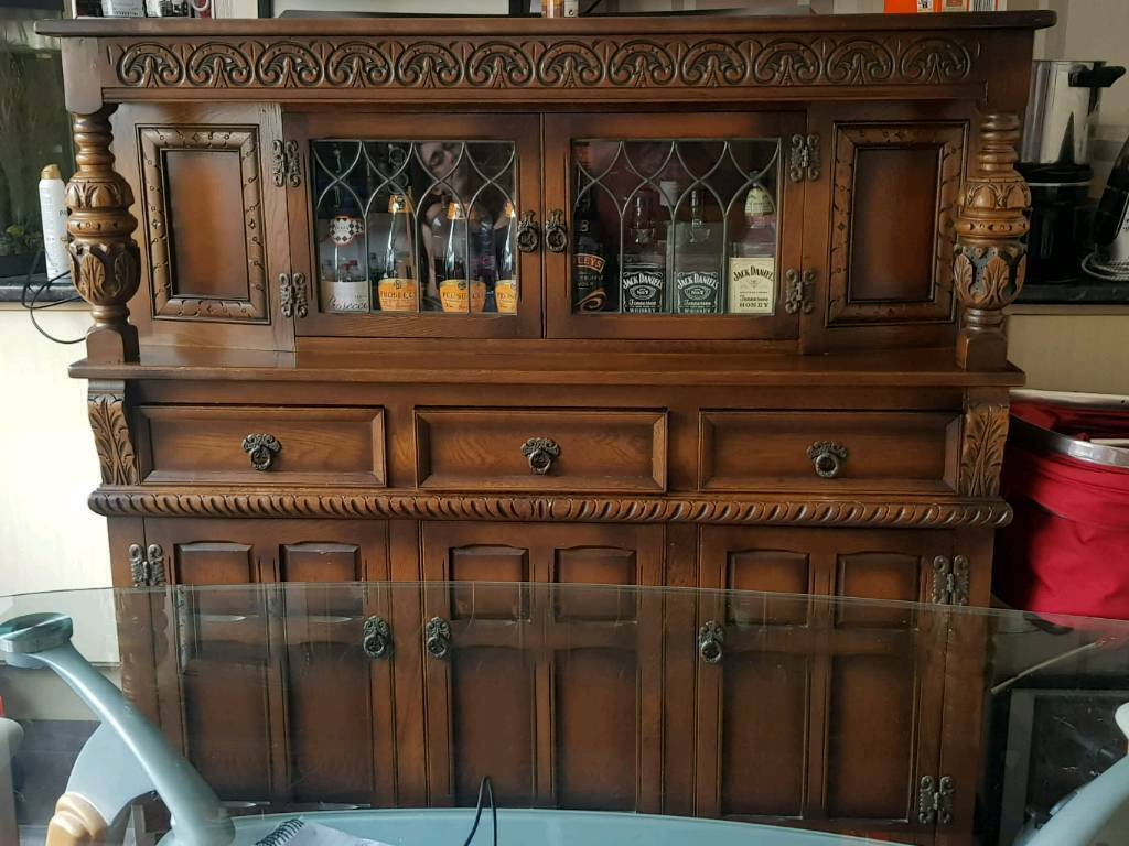 Wood Bros Cabinet   Old Charm Furniture