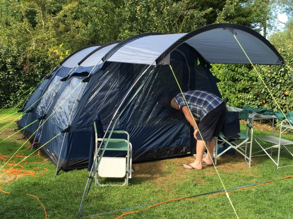 Outwell Tent In Mint Condition Used Once Amarillo 4 Man Tent & Outwell Tents Australia u0026 Solus Horizon 6 Inflatable Tent Sc 1 St GO ...