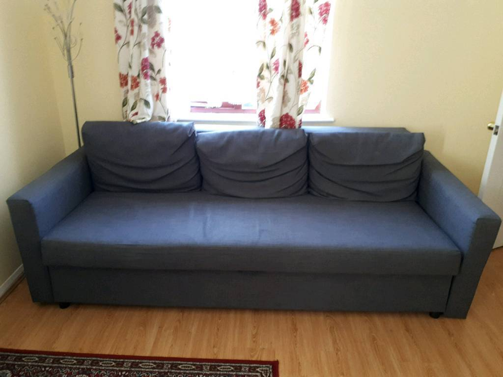 IKEA 3 Seat Sofa Bed