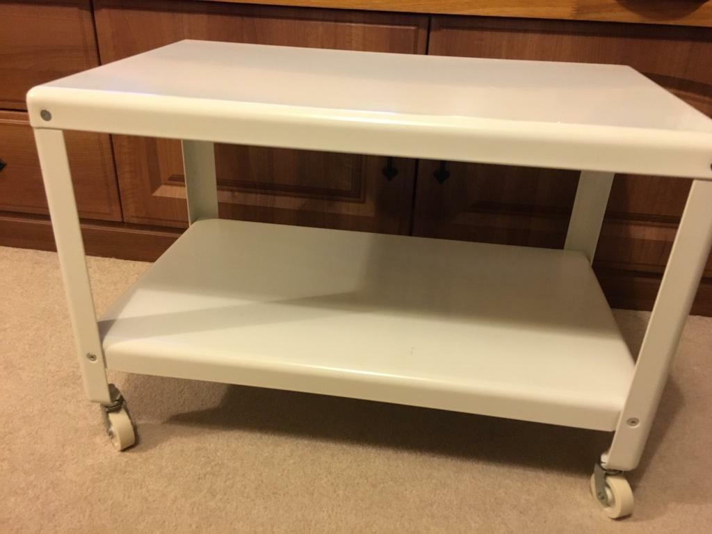 IKEA PS Coffee Table With Wheels