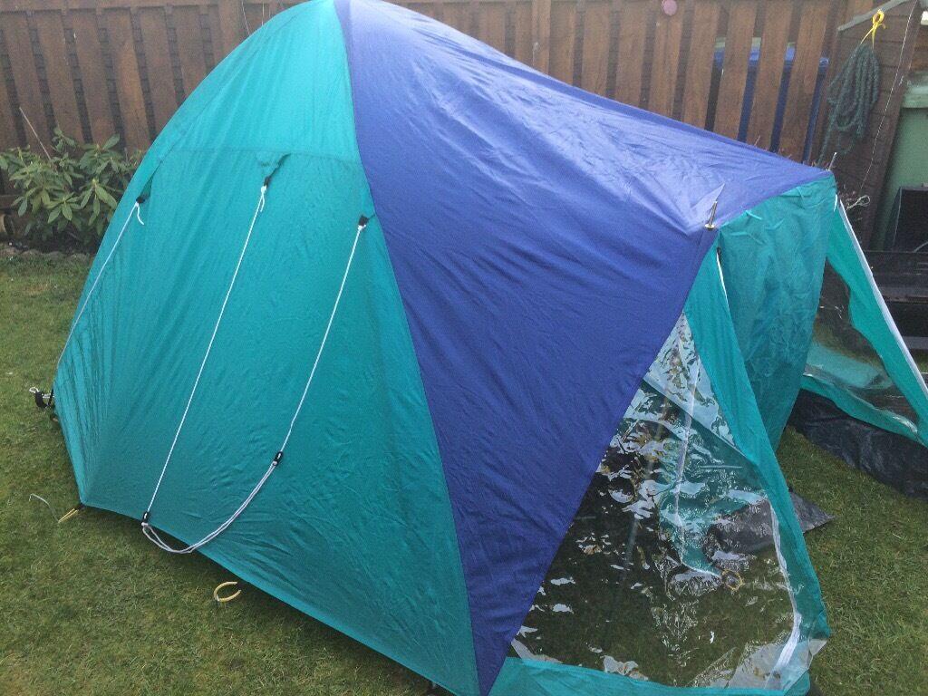 3-man tent - freeman jupiter & 3-man tent - freeman jupiter | in Falkirk | Gumtree