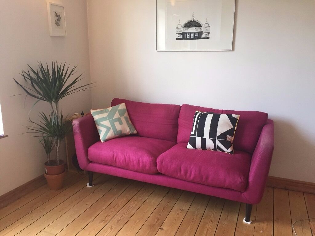 Beau 1 Year Old Sofa(dot)com Holly Sofa For Sale £200