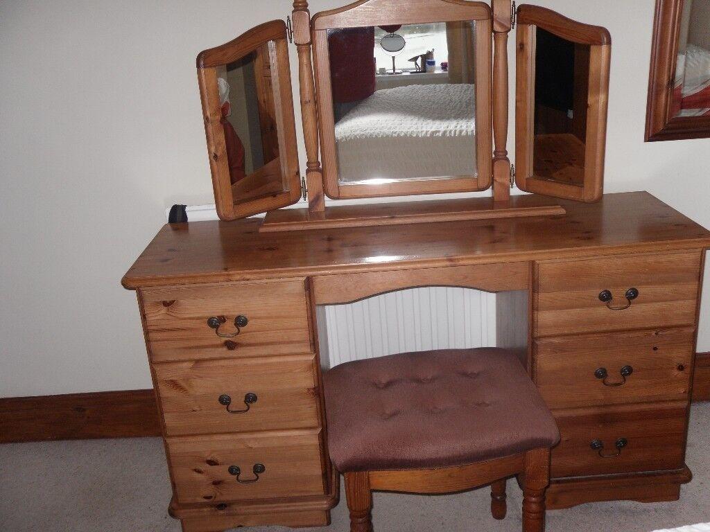 Delicieux Pine Bedroom Furniture Set In Plymouth Devon Gumtree