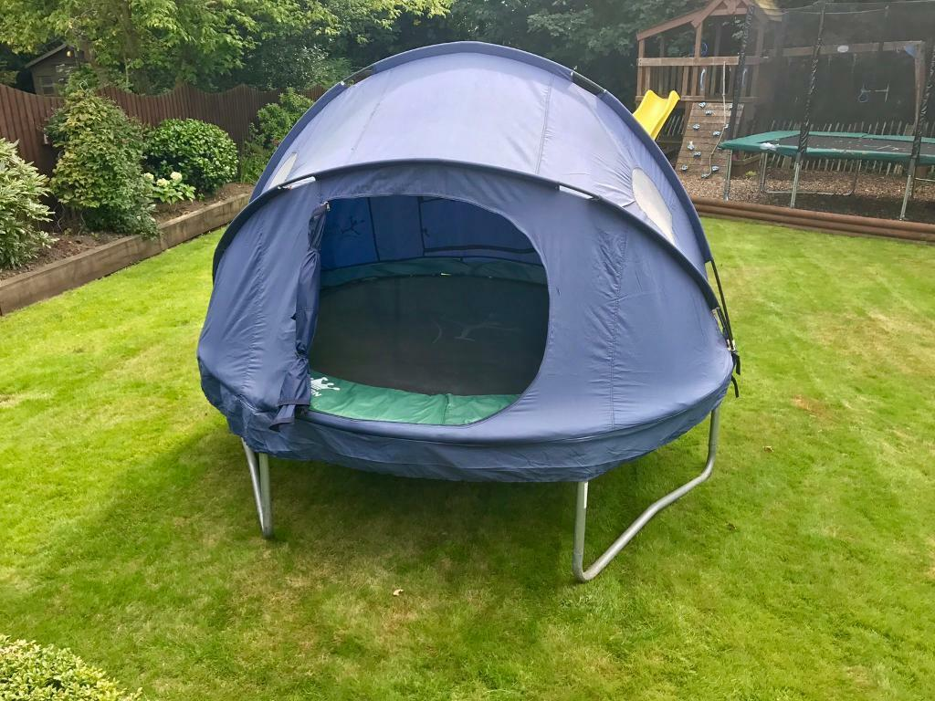 Tr&oline 8ft with Dome Tent & Trampoline 8ft with Dome Tent | in Wilmslow Cheshire | Gumtree