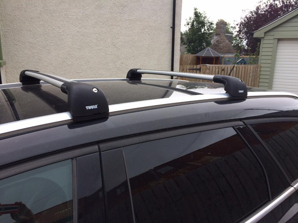 Attractive Thule Roof Bars For Ford Focus Estate 2011+