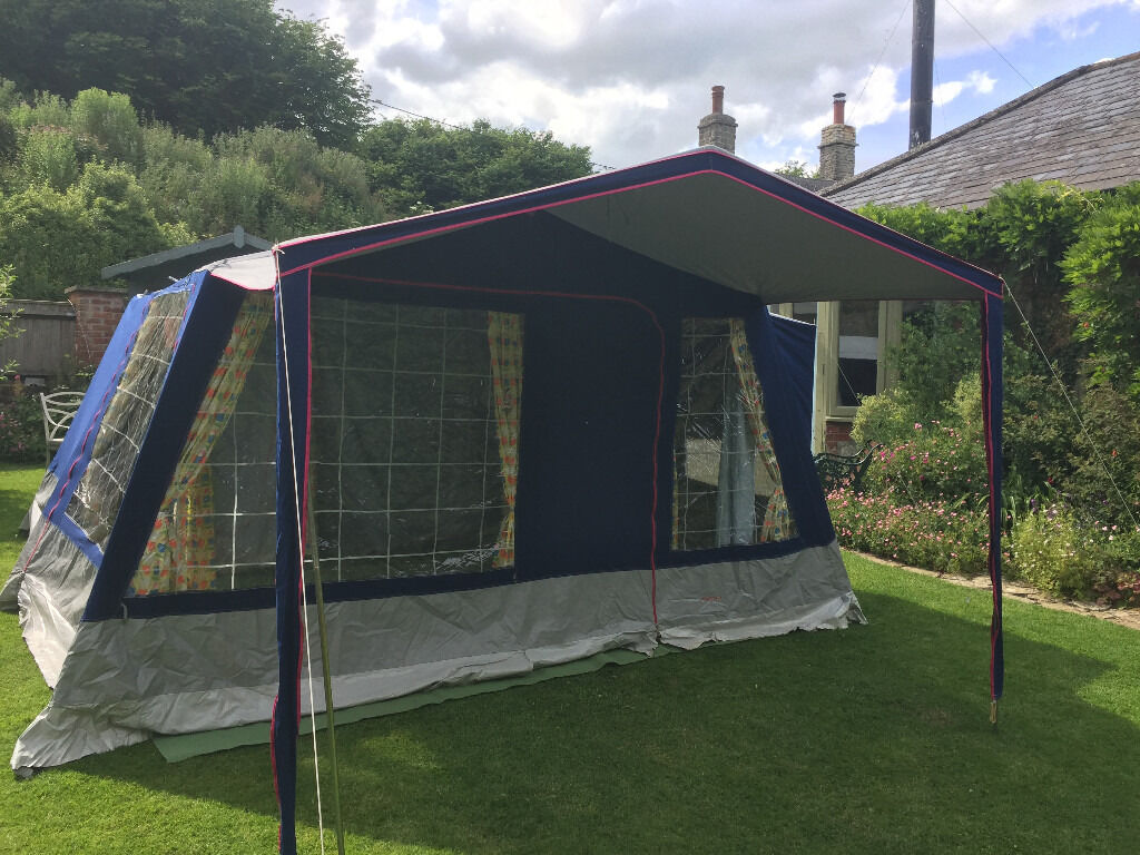 Marechal 5/6 Berth Frame Tent in Great Condition & Marechal 5/6 Berth Frame Tent in Great Condition | in Dorchester ...