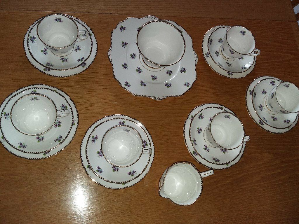 Royal Stafford bone china tea/sandwich set. & Royal Stafford bone china tea/sandwich set. | in Calne Wiltshire ...