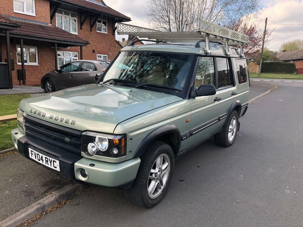 2004 Land Rover Discovery 4 6l Engine