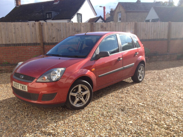 Ford Fiesta Style Climate 1.4 Diesel 2007. Only £30 for 12 months car tax & Ford Fiesta Style Climate 1.4 Diesel 2007. Only £30 for 12 months ... markmcfarlin.com