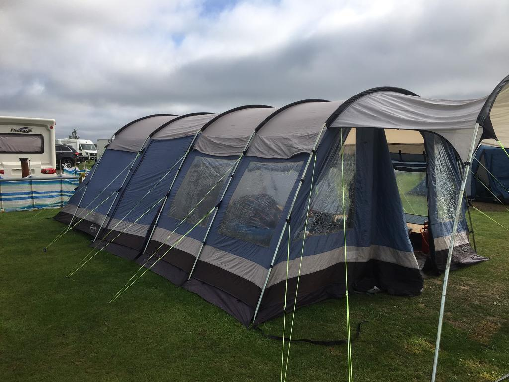 Outwell Indiana 8 man tent & Outwell Indiana 8 man tent | in Portsmouth Hampshire | Gumtree