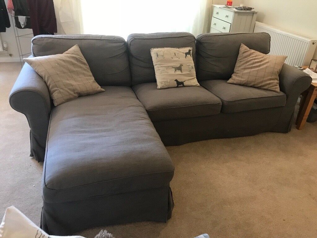 Ikea Ektorp Sofa Grey