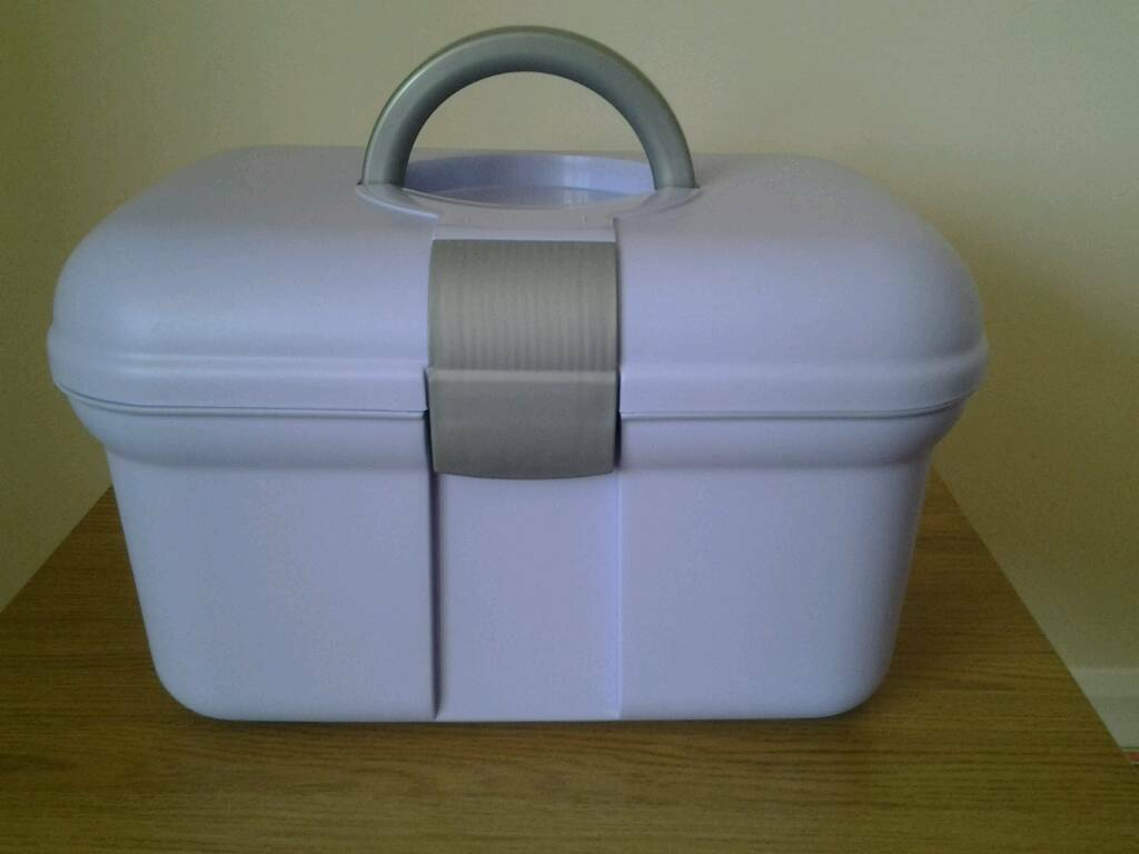 Baby Toiletries Box & Baby Toiletries Box | in Derby Derbyshire | Gumtree