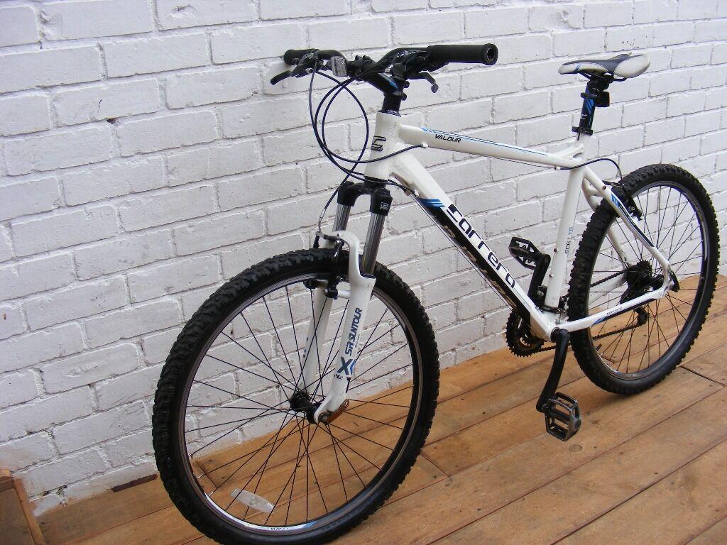 Carrera Valour 6061 T6 Mountain Bike Aluminium Frame
