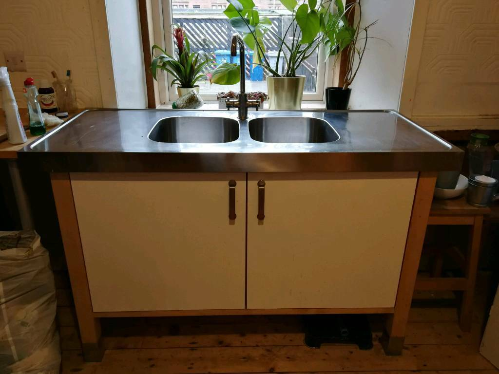 RARE Ikea varde stand alone kitchen sink unit & RARE Ikea varde stand alone kitchen sink unit | in Crosshill Glasgow ...