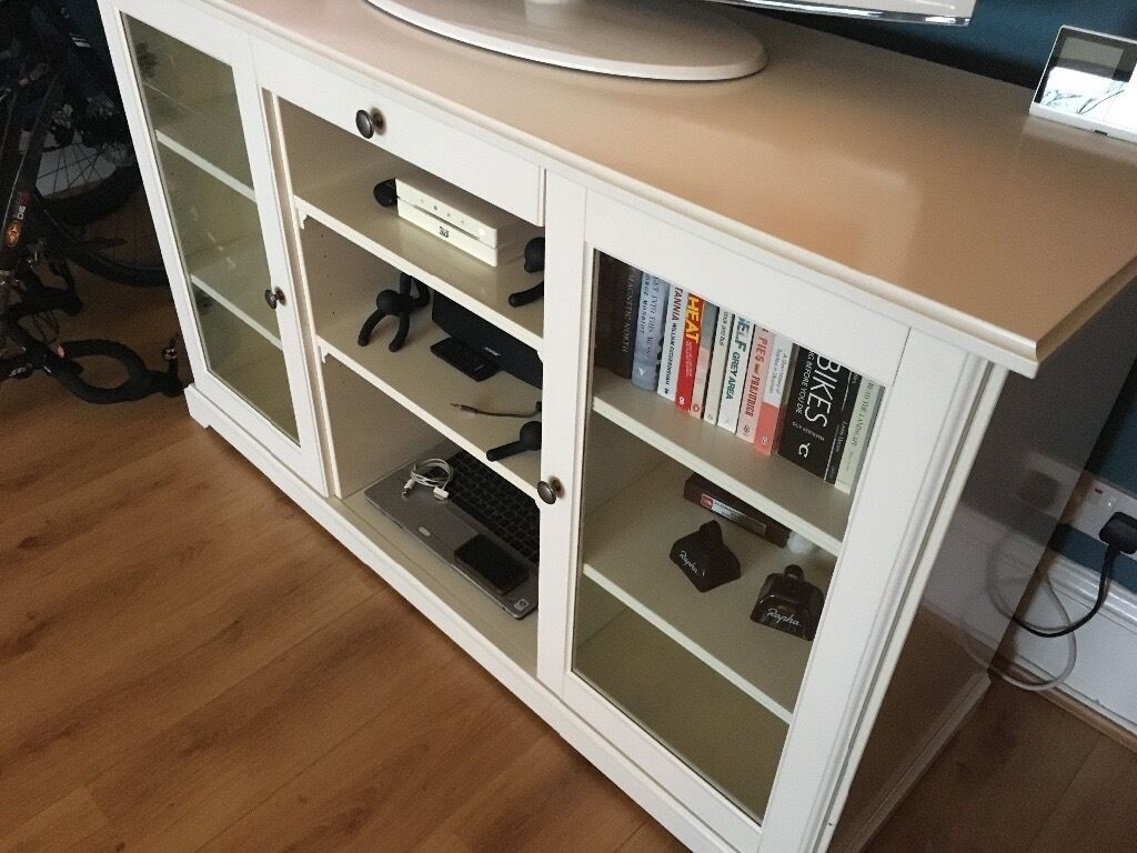 Liatorp sideboard ikea liatorp cabinet hack liatorp for Liatorp bookcase hack