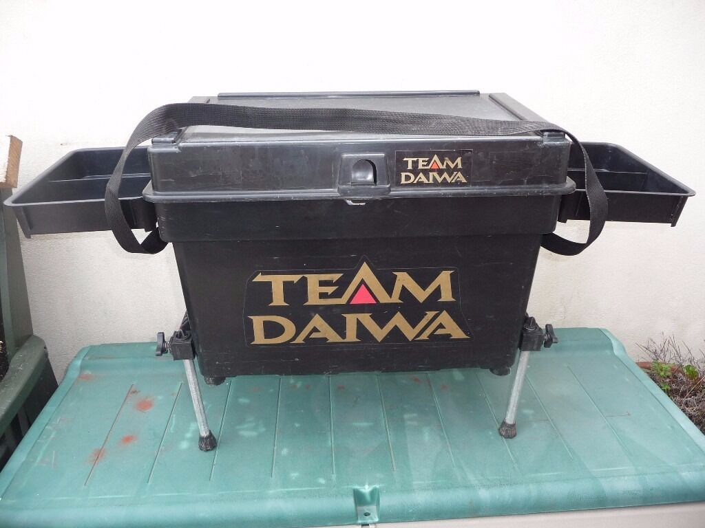 TEAM DAIWA TACKLE BOX & TEAM DAIWA TACKLE BOX | in Bristol | Gumtree Aboutintivar.Com