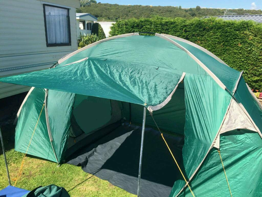 Tent 4 man halfords & Tent 4 man halfords | in Mountain Ash Rhondda Cynon Taf | Gumtree