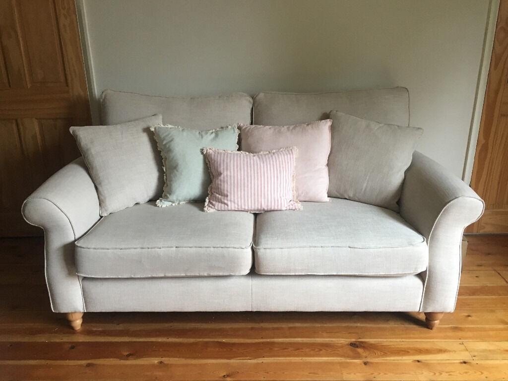 Good Next Ashford 3 Seater Sofa U0026 Snuggle Seat ONO