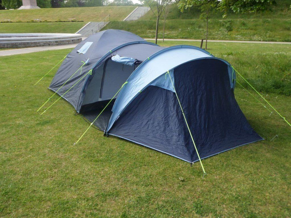 Eurohike Shannon five person tent for sale £50. & Eurohike Shannon five person tent for sale £50. | in Aberdeen ...