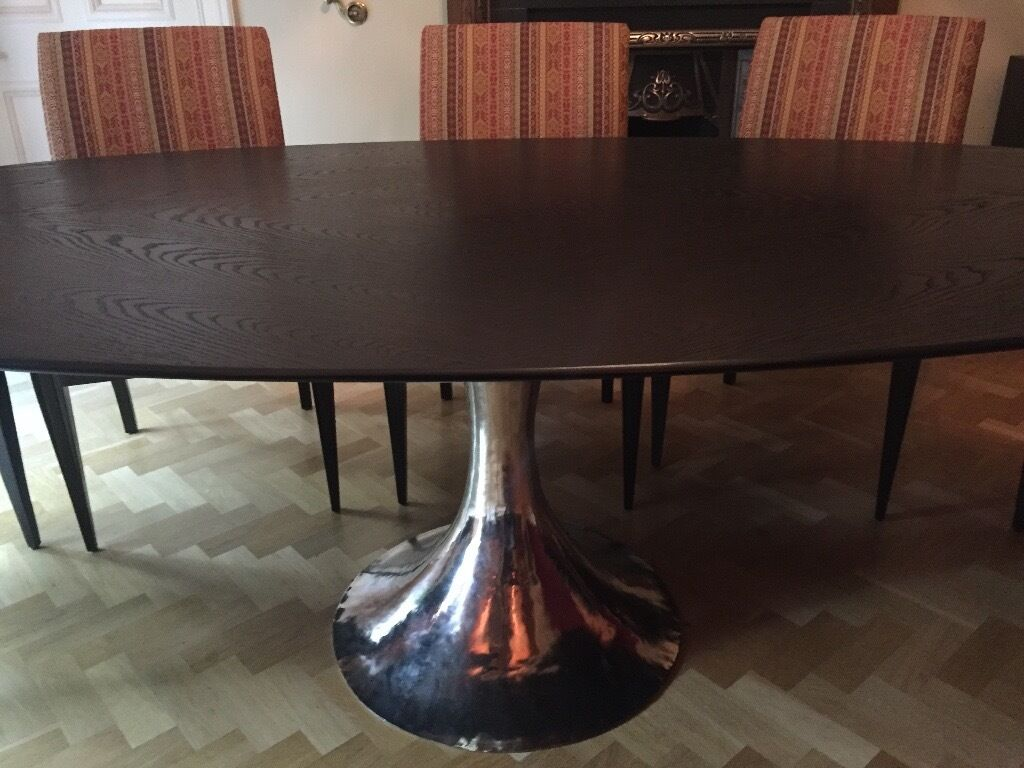 Julian Chichester Dakota Dining Table