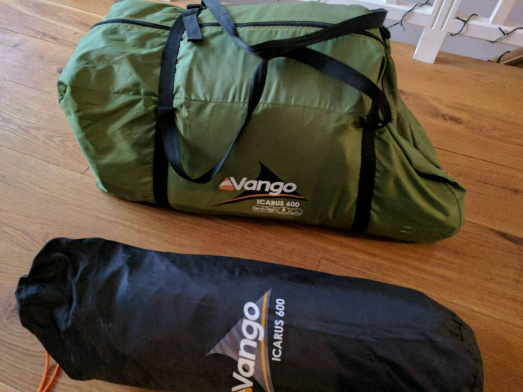 Vango Icarus 600 tent & Vango Icarus 600 tent | in Knaresborough North Yorkshire | Gumtree