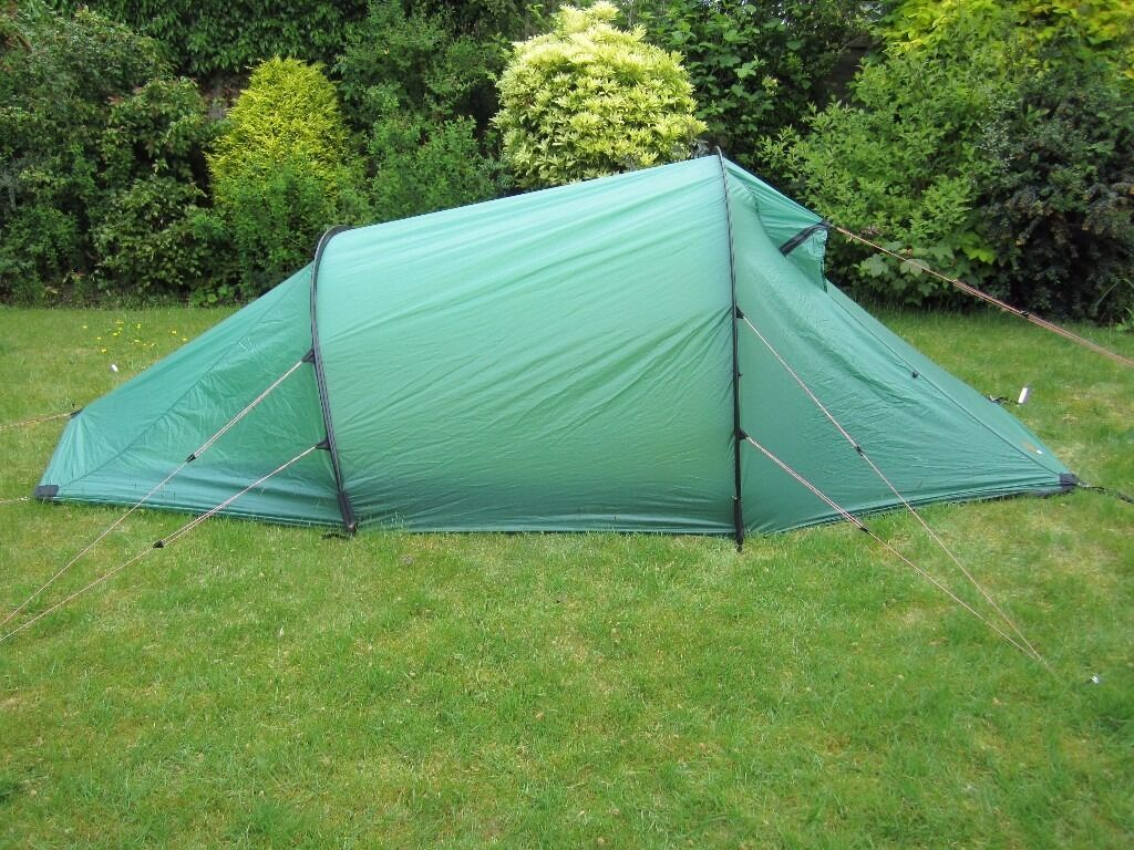 Hilleberg Nallo 2 Tent u0026 Footprint & Hilleberg Nallo 2 Tent u0026 Footprint | in Aberdeen | Gumtree