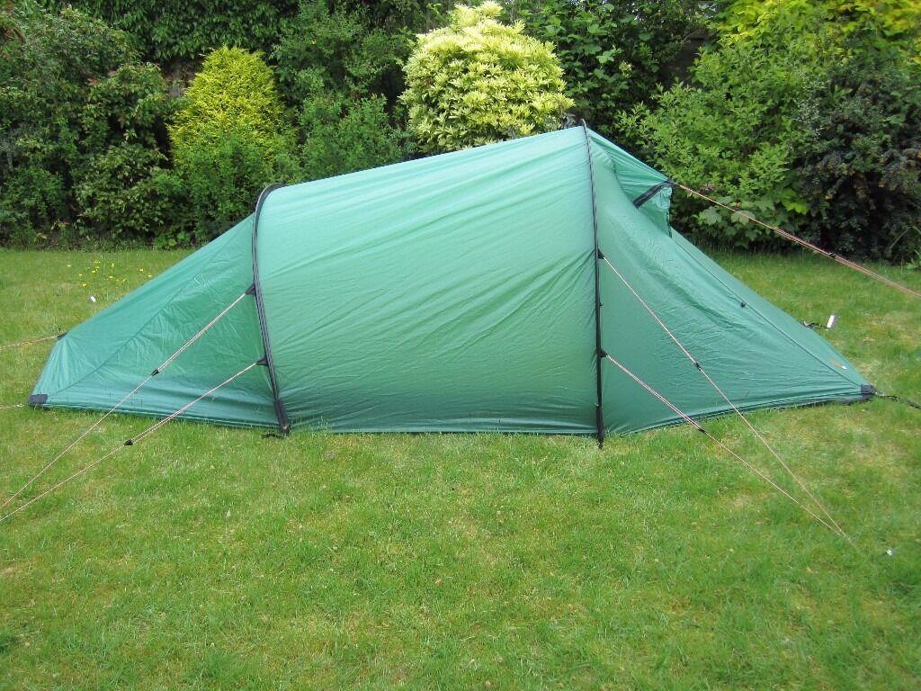 Hilleberg Nallo 2 Tent u0026 Footprint & Hilleberg Nallo 2 Tent u0026 Footprint | in Aberdeen | Gumtree