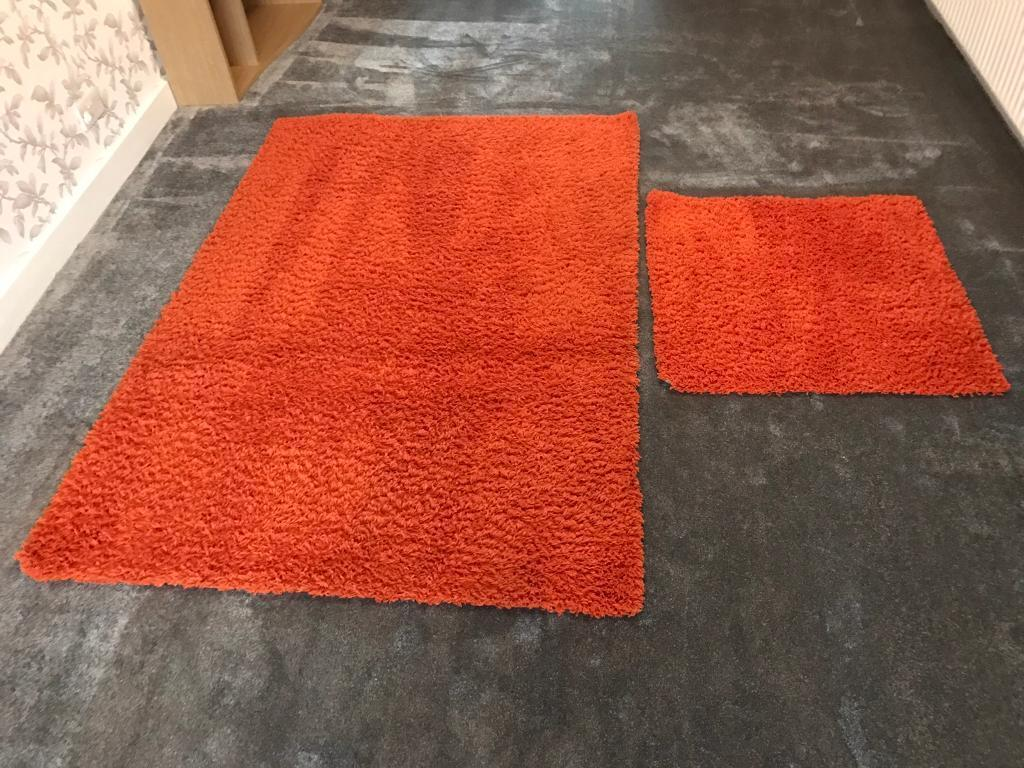 Orange Rugs Ikea Home Decor