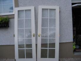 Heavy interior door set & Interior Sapele Doors | in Inverness Highland | Gumtree