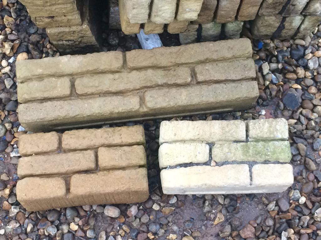 Merveilleux Stone Wall Brick Path Edging Stones, Decorative Garden Stone