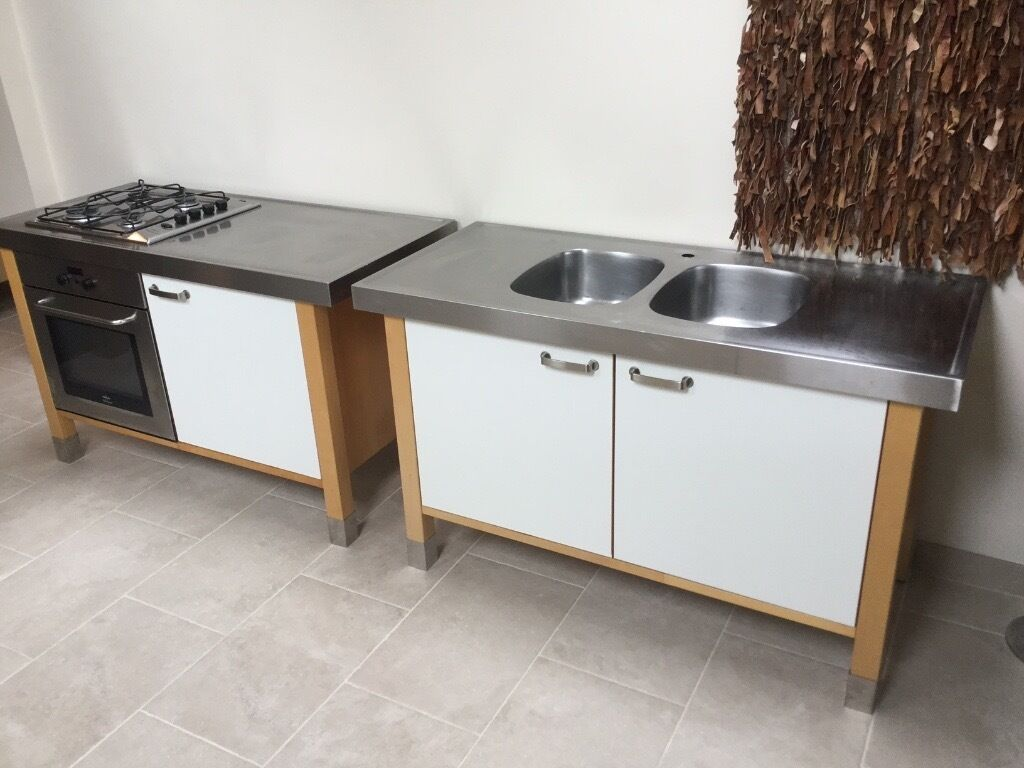 Ikea Varde Freestanding Kitchen Units