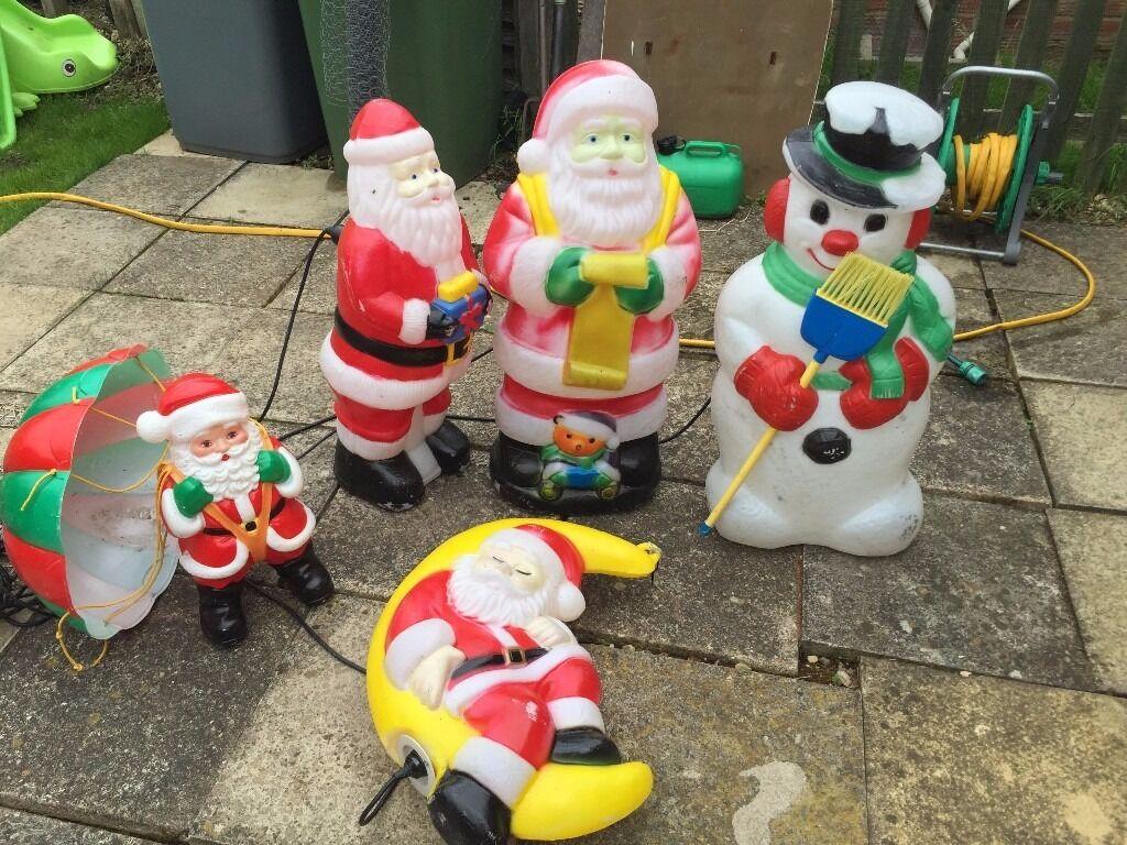Light up outdoor christmas figures & Light up outdoor christmas figures | in Norwich Norfolk | Gumtree