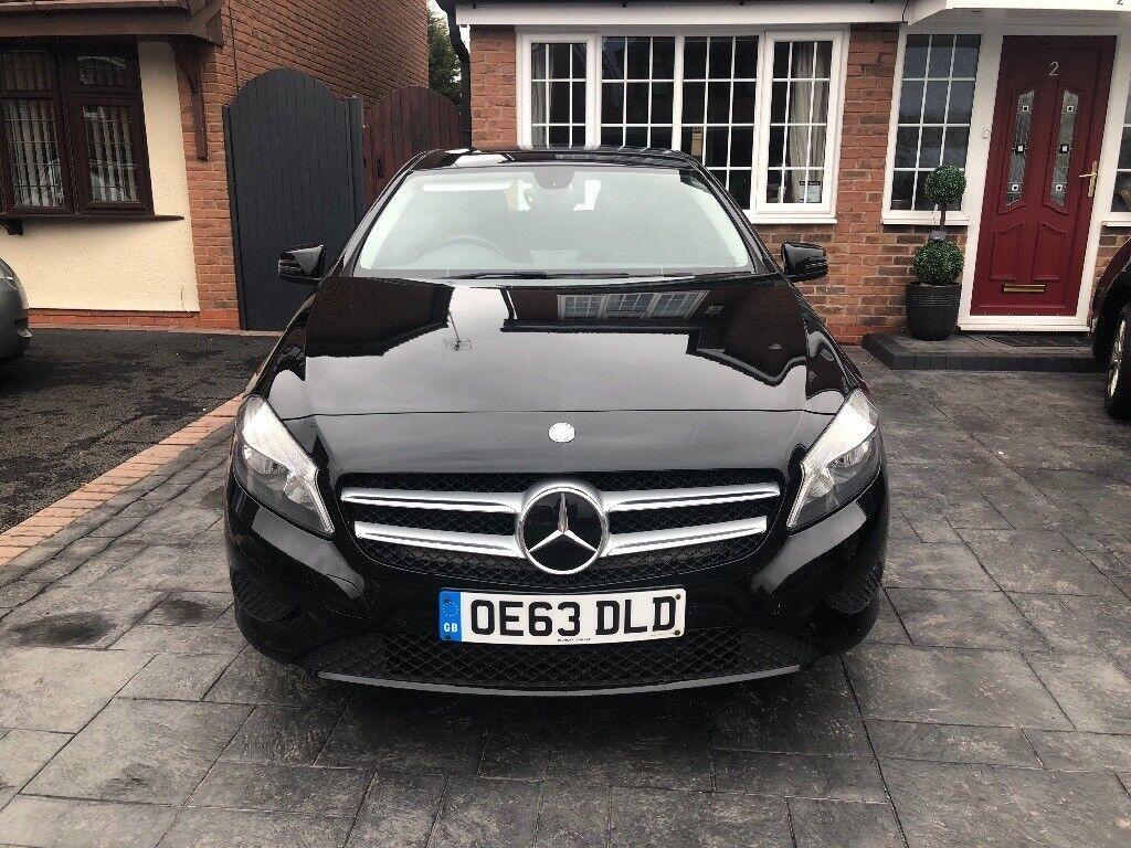 2014 Mercedes Benz A Class A200 1.8l BlueEfficiency Sport